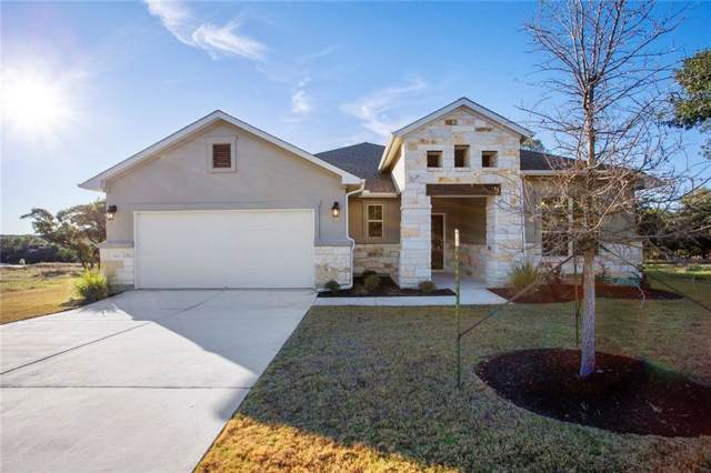 2213 Limestone Lake Dr, Georgetown, TX 78633 (#9450094) :: R3 Marketing Group