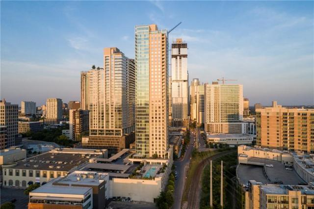 300 Bowie St #3105, Austin, TX 78703 (#9486116) :: Magnolia Realty