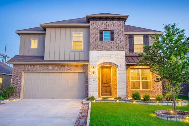 913 Emory Stable Dr, Hutto, TX 78634 (#9503913) :: Watters International