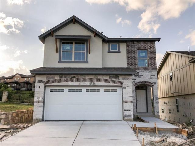 3651 Sandy Brook Dr #106, Round Rock, TX 78665 (#9509432) :: 12 Points Group