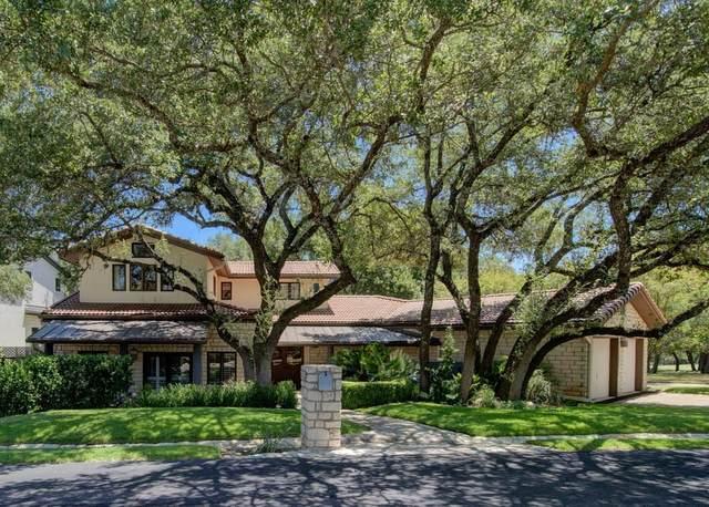 6 Treehaven Ln, The Hills, TX 78738 (MLS #9554713) :: Brautigan Realty