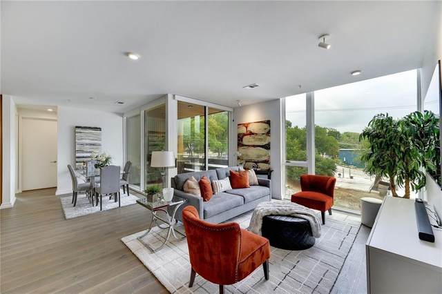 1010 W 10th St #201, Austin, TX 78703 (#9587243) :: Realty Executives - Town & Country