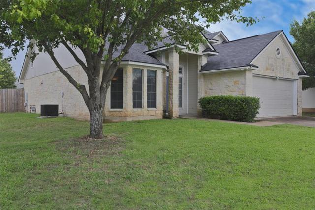 1500 Waterfall Ave, Leander, TX 78641 (#9613903) :: The Heyl Group at Keller Williams