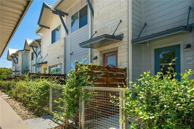 7805 Cooper Ln #606, Austin, TX 78745 (#9686751) :: Lauren McCoy with David Brodsky Properties