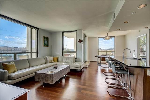 300 Bowie St #605, Austin, TX 78703 (#9775788) :: The Summers Group