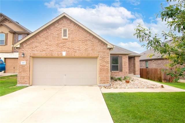 1413 Crested Butte Way, Georgetown, TX 78626 (#9789244) :: Papasan Real Estate Team @ Keller Williams Realty