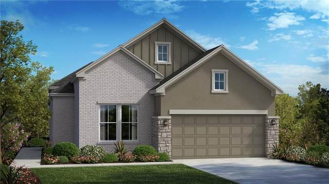 140 Benedum Way, Liberty Hill, TX 78642 (#9793896) :: First Texas Brokerage Company