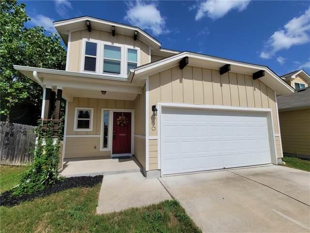 130 Corvid Dr, Buda, TX 78610 (#9794286) :: Zina & Co. Real Estate