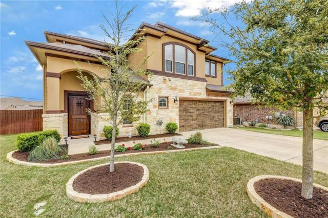 125 Lismore St, Hutto, TX 78634 (#9802580) :: Forte Properties