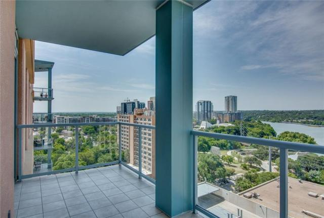 98 San Jacinto Blvd #1201, Austin, TX 78701 (#9822672) :: The Heyl Group at Keller Williams