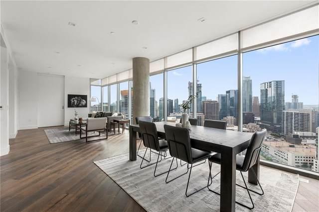 501 West Ave #2501, Austin, TX 78701 (#9878594) :: Papasan Real Estate Team @ Keller Williams Realty