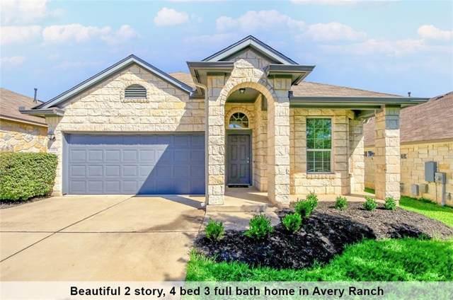 13704 Loleta Way, Austin, TX 78717 (#9879806) :: Sunburst Realty
