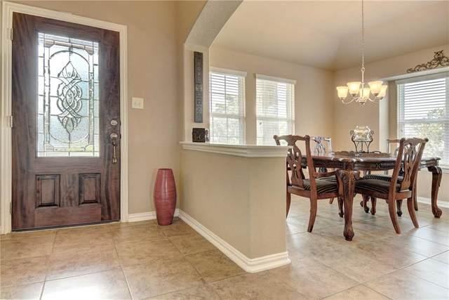 8201 Arezzo Dr, Round Rock, TX 78665 (#9886130) :: Ben Kinney Real Estate Team