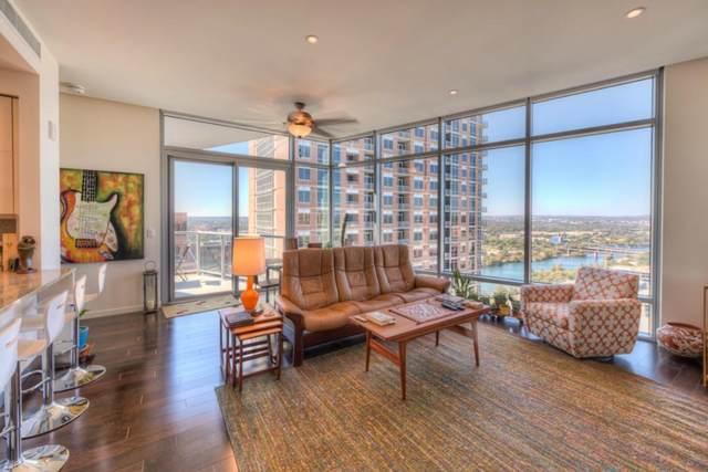 200 Congress Ave 26C, Austin, TX 78701 (#9889242) :: Azuri Group | All City Real Estate