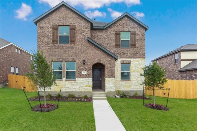1612 W. Broade Street, Leander, TX 78641 (#9915300) :: The Perry Henderson Group at Berkshire Hathaway Texas Realty