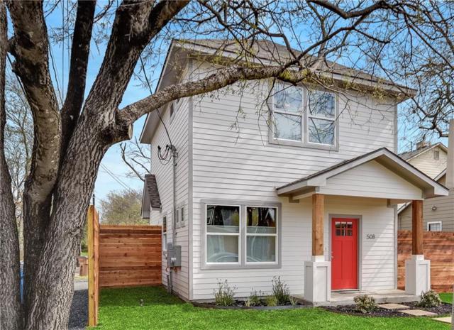 508 E 55th Ave, Austin, TX 78751 (#9961841) :: Ana Luxury Homes