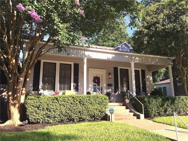 1112 N Main St, Temple, TX 76501 (#9971999) :: Papasan Real Estate Team @ Keller Williams Realty