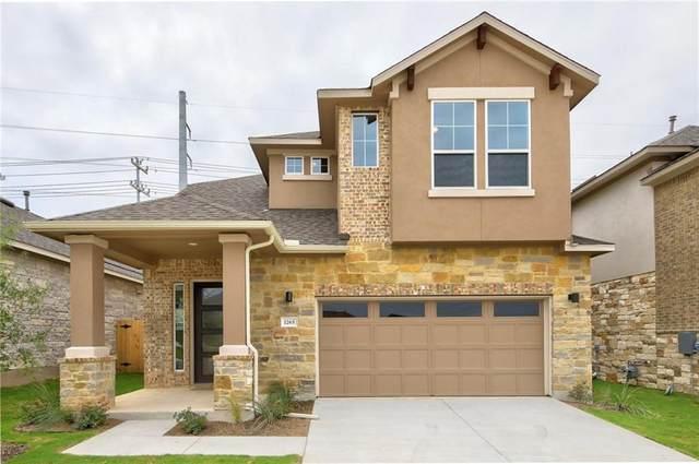 1265 Summerbrooke Cir, Leander, TX 78641 (MLS #9979511) :: Brautigan Realty