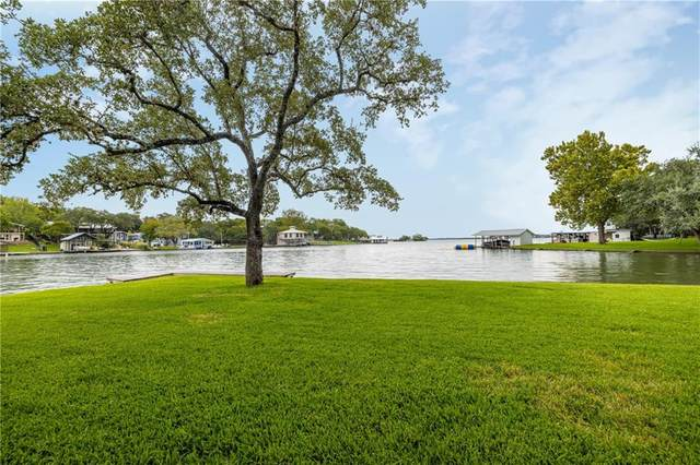 102 Blue Waters Dr C, Horseshoe Bay, TX 78657 (#1078196) :: Green City Realty