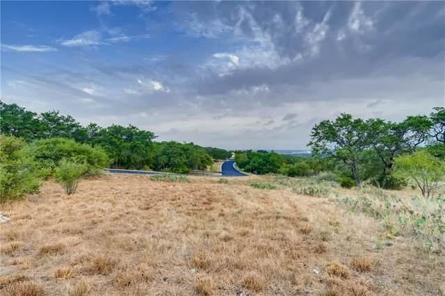Lot 29003 Pawnee Trl, Horseshoe Bay, TX 78657 (#1110753) :: Lucido Global