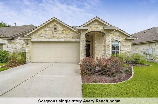 13816 Loleta Way, Austin, TX 78717 (#1131359) :: Papasan Real Estate Team @ Keller Williams Realty