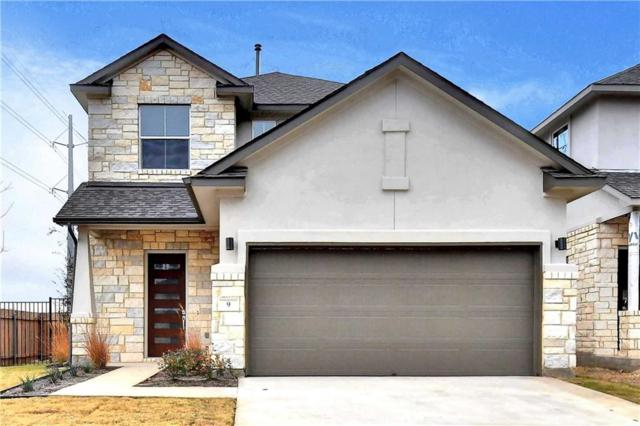 900 Old Mill Rd #9, Cedar Park, TX 78613 (#1177719) :: The Gregory Group