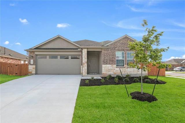 100 Split Rein Dr, Georgetown, TX 78626 (#1231735) :: All City Real Estate