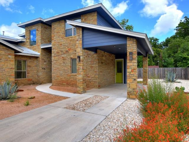 913 Stobaugh St B, Austin, TX 78757 (#1407748) :: The Smith Team
