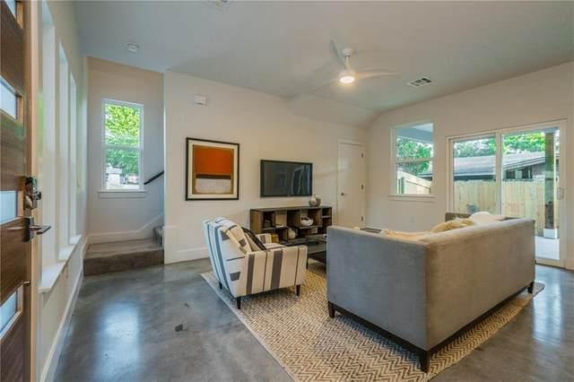 5702 Gloucester Ln A, Austin, TX 78723 (#1482109) :: Azuri Group | All City Real Estate