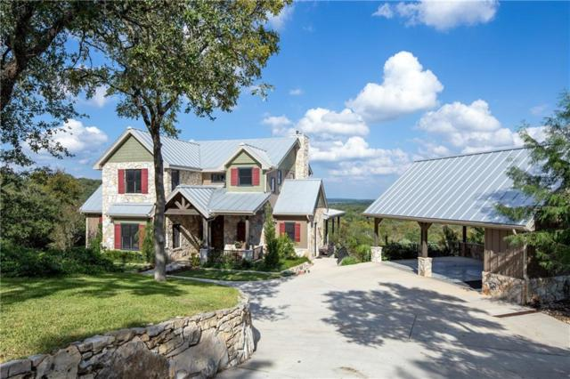 1528 Backbone Rdg, Wimberley, TX 78676 (#1494962) :: Papasan Real Estate Team @ Keller Williams Realty