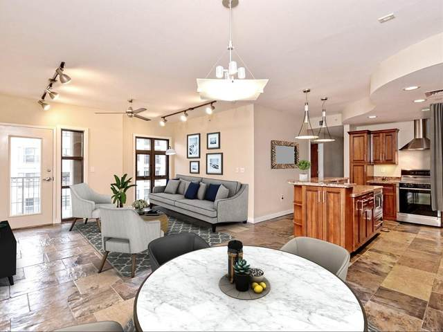 1812 West Ave #506, Austin, TX 78701 (#1534130) :: Lauren McCoy with David Brodsky Properties