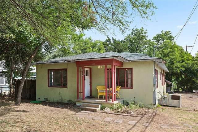 1118 Woodland Ave, Austin, TX 78704 (#1605909) :: Lauren McCoy with David Brodsky Properties