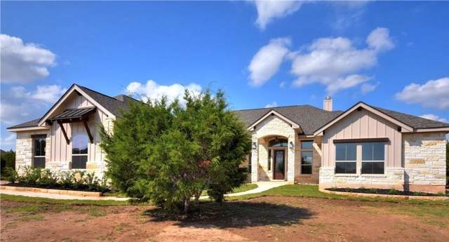 308 Joya Dr, Liberty Hill, TX 78642 (#1675979) :: The Perry Henderson Group at Berkshire Hathaway Texas Realty
