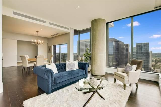 210 W Lavaca St #2504, Austin, TX 78701 (#1699178) :: Zina & Co. Real Estate