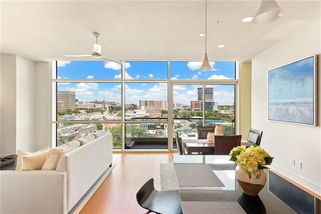 555 E 5th St #705, Austin, TX 78701 (#1701382) :: The Perry Henderson Group at Berkshire Hathaway Texas Realty