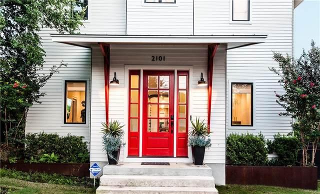 2101 Sl Davis Ave, Austin, TX 78702 (#1721792) :: Papasan Real Estate Team @ Keller Williams Realty