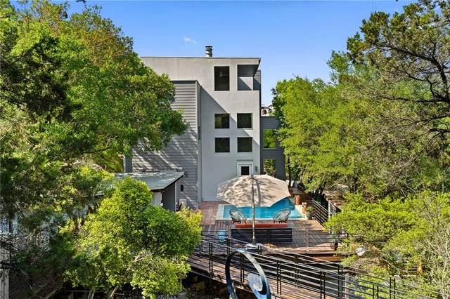1402 Wild Basin Ledge, Austin, TX 78746 (#1735799) :: Papasan Real Estate Team @ Keller Williams Realty