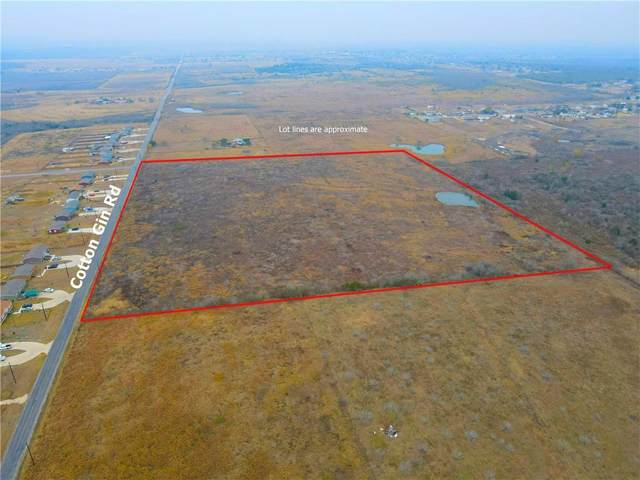 TBD Cotton Gin, Uhland, TX 78640 (#1765405) :: Azuri Group | All City Real Estate