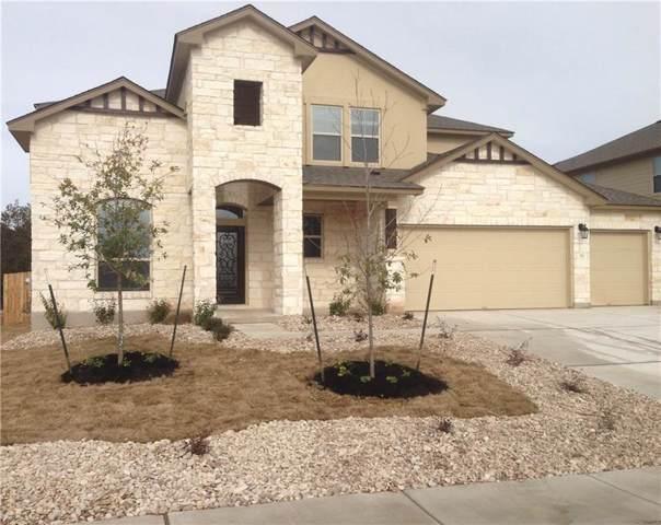 312 Arrezo Ln, Georgetown, TX 78628 (#1780619) :: Ben Kinney Real Estate Team
