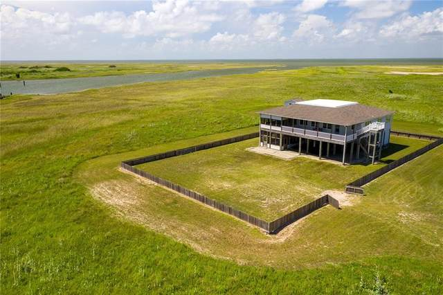 0 Peninsula, Palacios, TX 77465 (#1782792) :: Watters International
