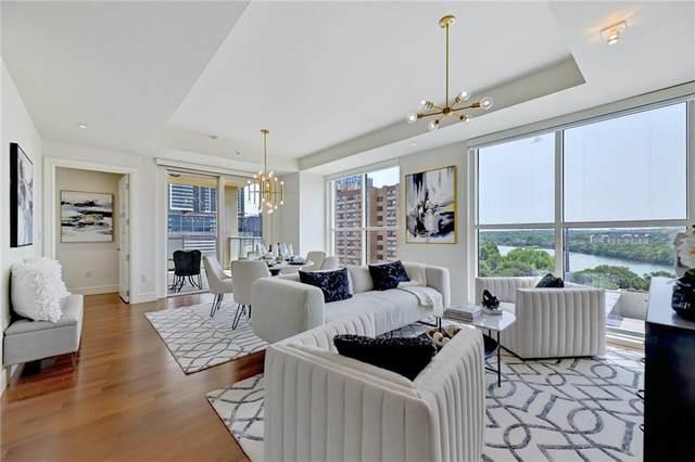 98 San Jacinto Blvd #708, Austin, TX 78701 (#1807961) :: Front Real Estate Co.