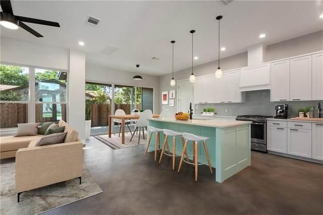 1107 Stobaugh St #1, Austin, TX 78757 (#1814361) :: All City Real Estate