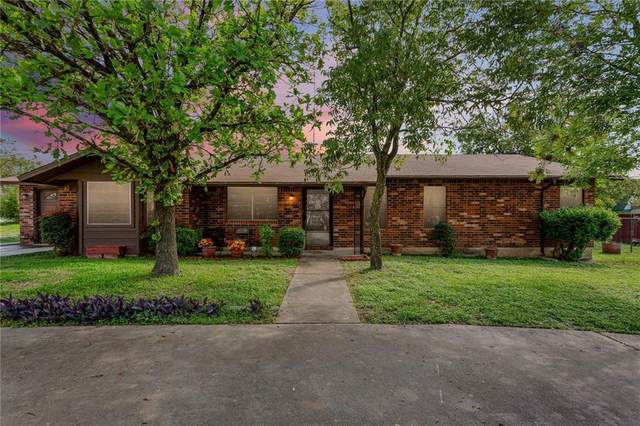 402 N Patterson Ave, Florence, TX 76527 (#2053752) :: Green City Realty