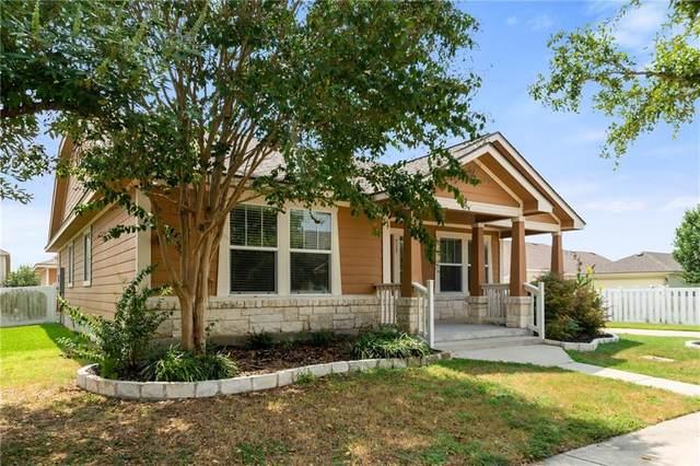 713 Niobrara River Dr, Pflugerville, TX 78660 (#2058569) :: Papasan Real Estate Team @ Keller Williams Realty