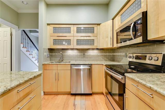 1307 Kinney Ave #111, Austin, TX 78704 (#2096667) :: Zina & Co. Real Estate