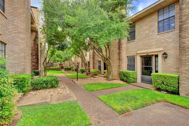 8400 Jamestown Dr #414, Austin, TX 78758 (#2119384) :: RE/MAX IDEAL REALTY