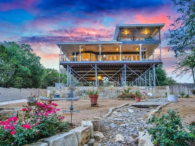 2625 Oak Ridge Dr, Spicewood, TX 78669 (#2316373) :: Azuri Group   All City Real Estate