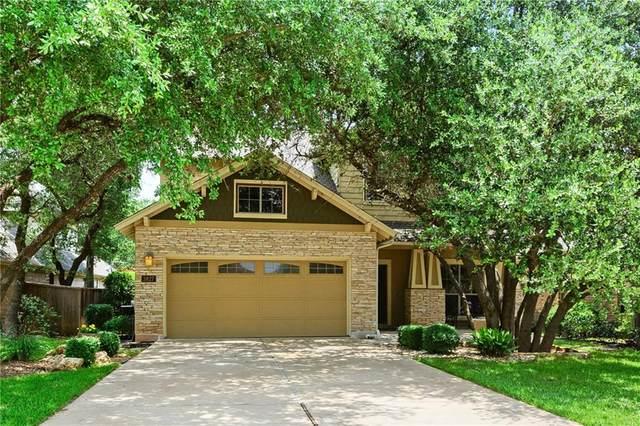 3827 Campfire Dr, Cedar Park, TX 78613 (#2357465) :: The Myles Group | Austin