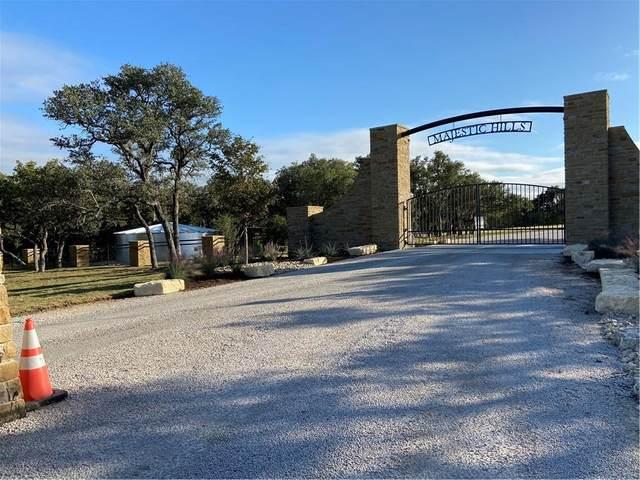 Lot 90 Majestic Hills Ranch, Blanco, TX 78606 (#2359440) :: First Texas Brokerage Company