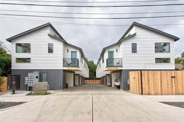 913 Duncan Ln #203, Austin, TX 78705 (#2465850) :: Lauren McCoy with David Brodsky Properties